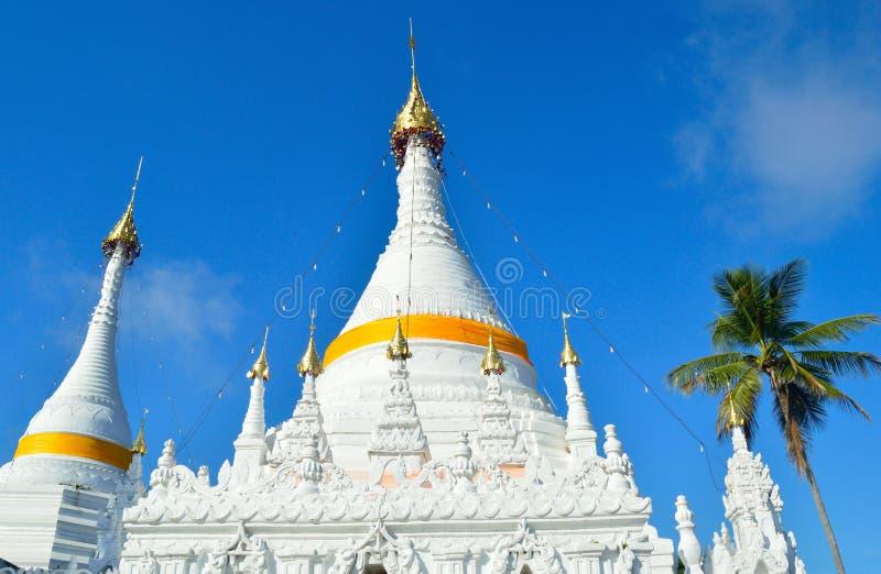 Ναός Phra που Doi Kong MU, Ταϊλάνδη στοκ φωτογραφία με δικαίωμα ελεύθερης χρήσης