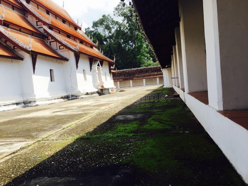 Ναός Phumin στοκ φωτογραφία