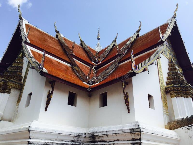 Ναός Phumin στοκ εικόνες