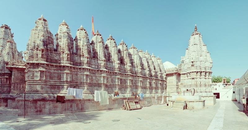 Ναός Rishabhdeo στοκ εικόνες με δικαίωμα ελεύθερης χρήσης