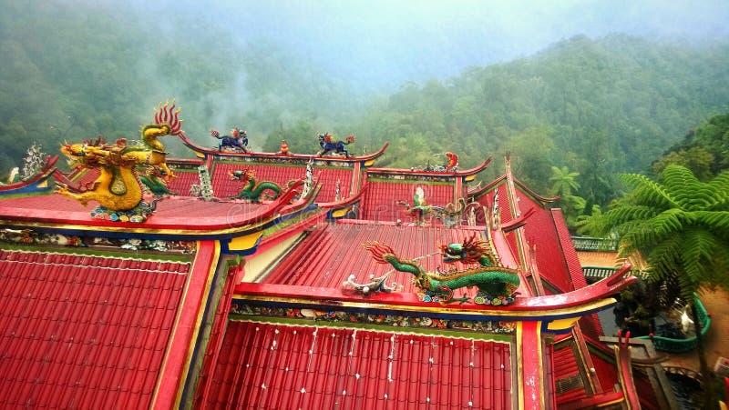 ναός swee πηγουνιών στοκ φωτογραφία
