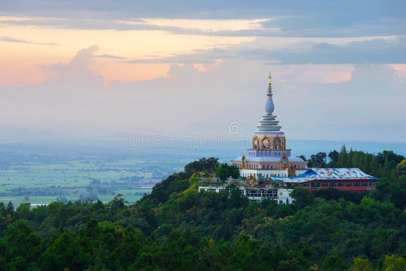 Ναός Thaton Thaton Wat σε Chiang Mai στοκ εικόνες με δικαίωμα ελεύθερης χρήσης