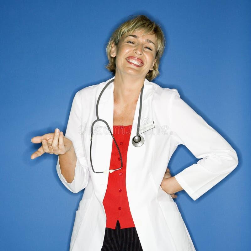 να αντέξει χεριών γιατρών στοκ εικόνες με δικαίωμα ελεύθερης χρήσης