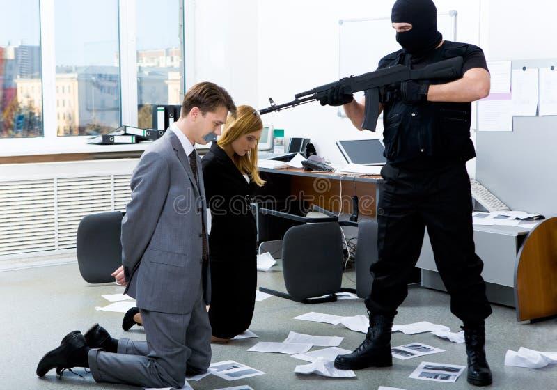να απειλήσει στοκ εικόνες με δικαίωμα ελεύθερης χρήσης