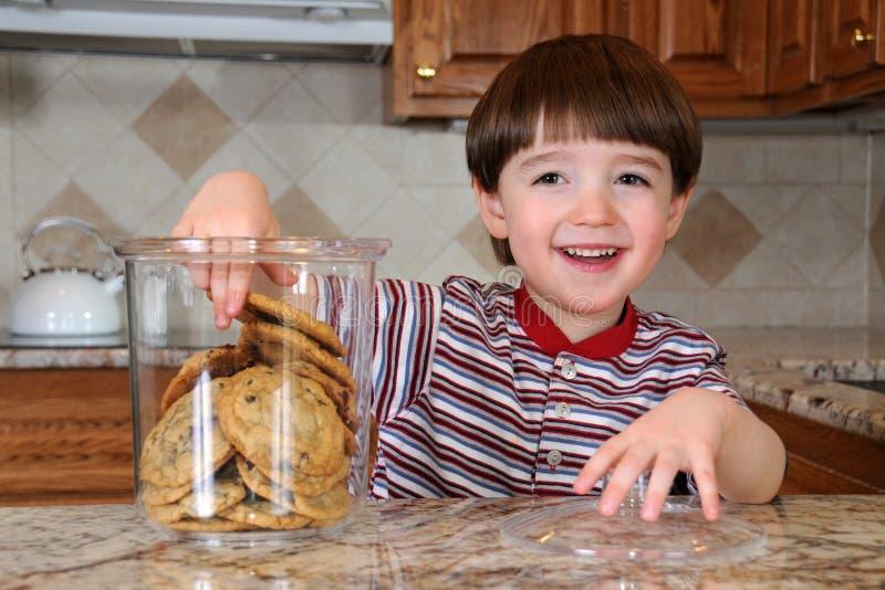 να γλιστρήσει μπισκότων στοκ φωτογραφίες