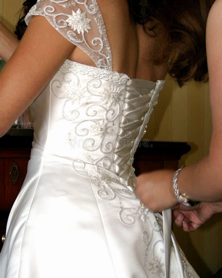 Download να δέσει επάνω στοκ εικόνες. εικόνα από γάμος, δαντέλλα - 98982