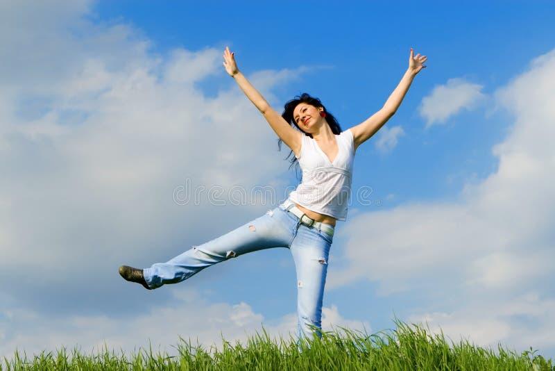 να είστε ευτυχισμένη ζωή στοκ φωτογραφία με δικαίωμα ελεύθερης χρήσης