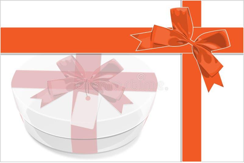 Download να είστε χρωματισμένο δώρ&omicron Απεικόνιση αποθεμάτων - εικονογραφία από κάρτα, απομονωμένος: 17056401