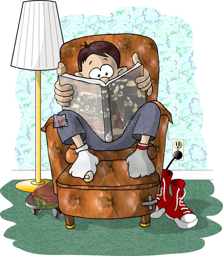 να ενδιαφέρει που διαβάζ&e ελεύθερη απεικόνιση δικαιώματος