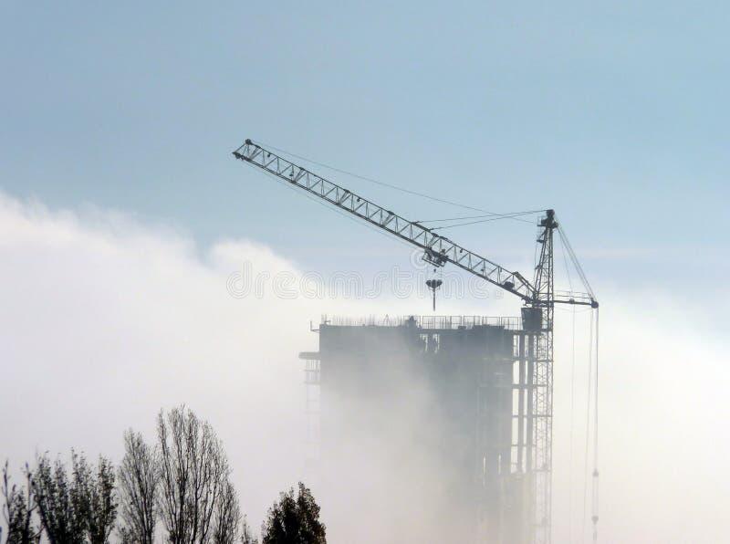 Να ενσωματώσει την ομίχλη στοκ φωτογραφία