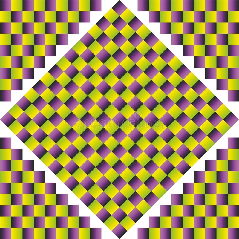 Να επιπλεύσει squares_seamless ελεύθερη απεικόνιση δικαιώματος