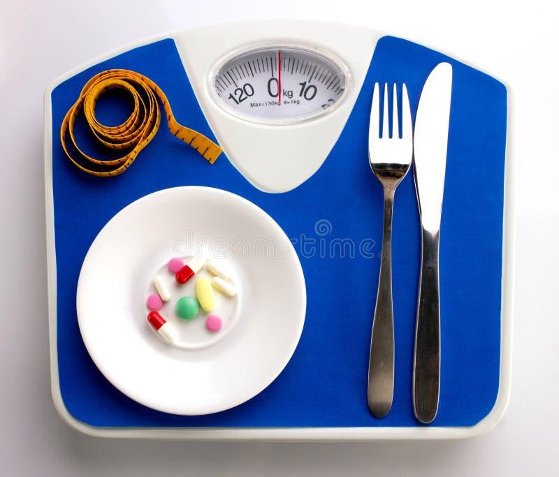 Να κάνει δίαιτα ακόμα στοκ φωτογραφία με δικαίωμα ελεύθερης χρήσης