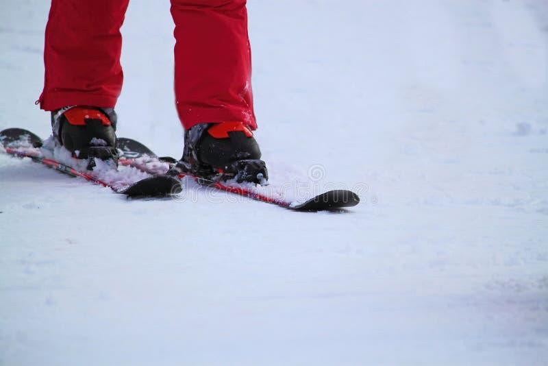 να κάνει σκι στοκ εικόνες με δικαίωμα ελεύθερης χρήσης