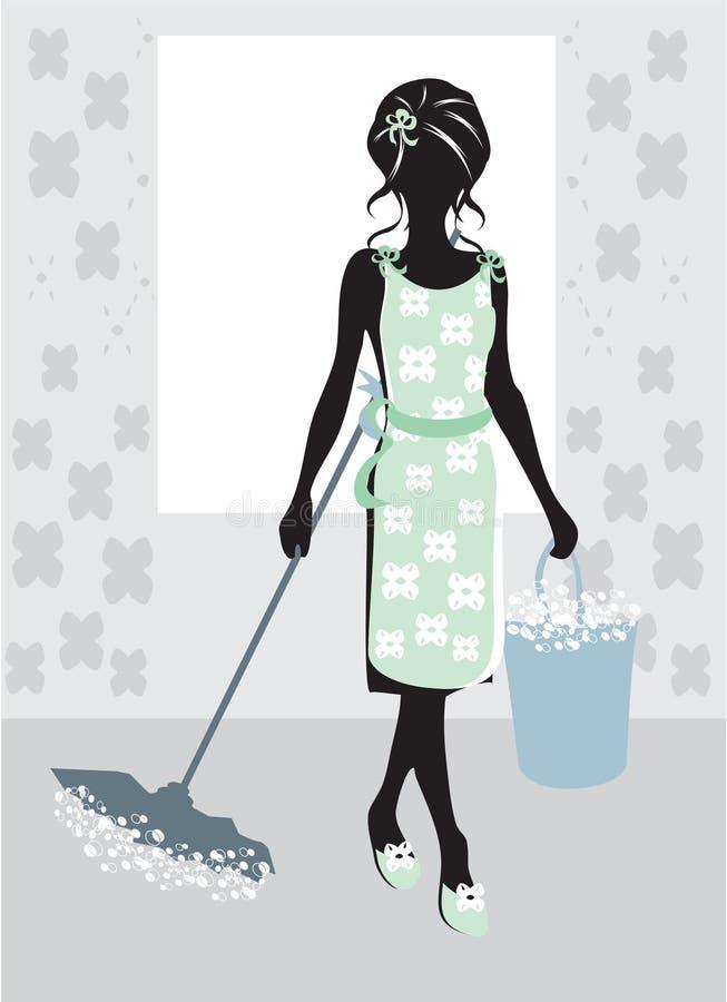να κάνει τη γυναίκα εργασί στοκ εικόνες με δικαίωμα ελεύθερης χρήσης