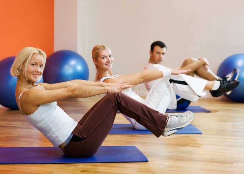 να κάνει τους ανθρώπους ικανότητας άσκησης στοκ φωτογραφία με δικαίωμα ελεύθερης χρήσης