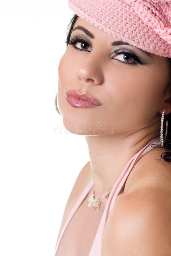 να μουτρώσει ομορφιάς στοκ εικόνα με δικαίωμα ελεύθερης χρήσης