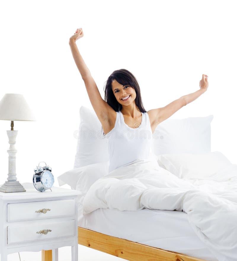 Να ξυπνήσει τη γυναίκα στοκ εικόνες με δικαίωμα ελεύθερης χρήσης