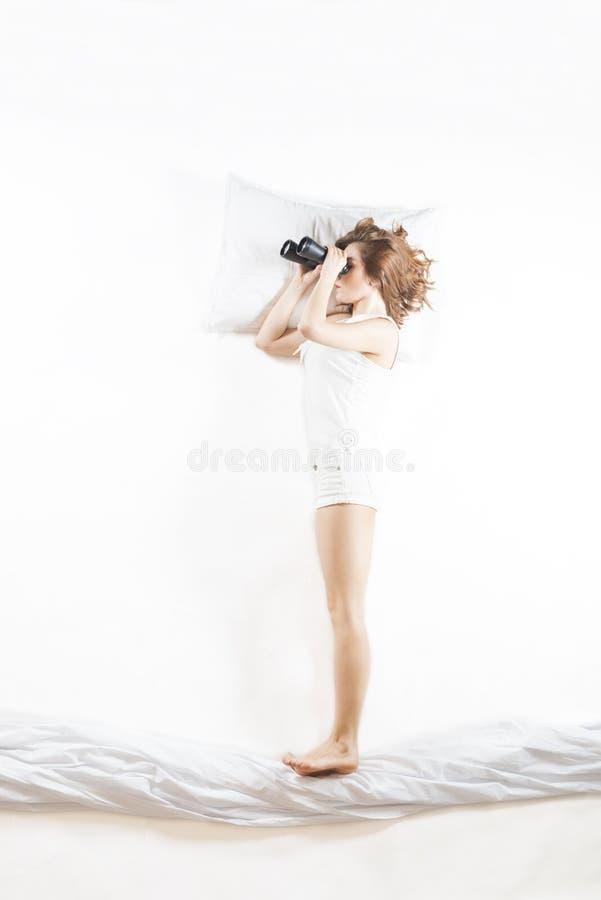 Να ονειρευτεί έννοια στοκ φωτογραφία με δικαίωμα ελεύθερης χρήσης