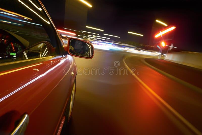 Να οδηγήσει τη νύχτα στοκ φωτογραφίες με δικαίωμα ελεύθερης χρήσης