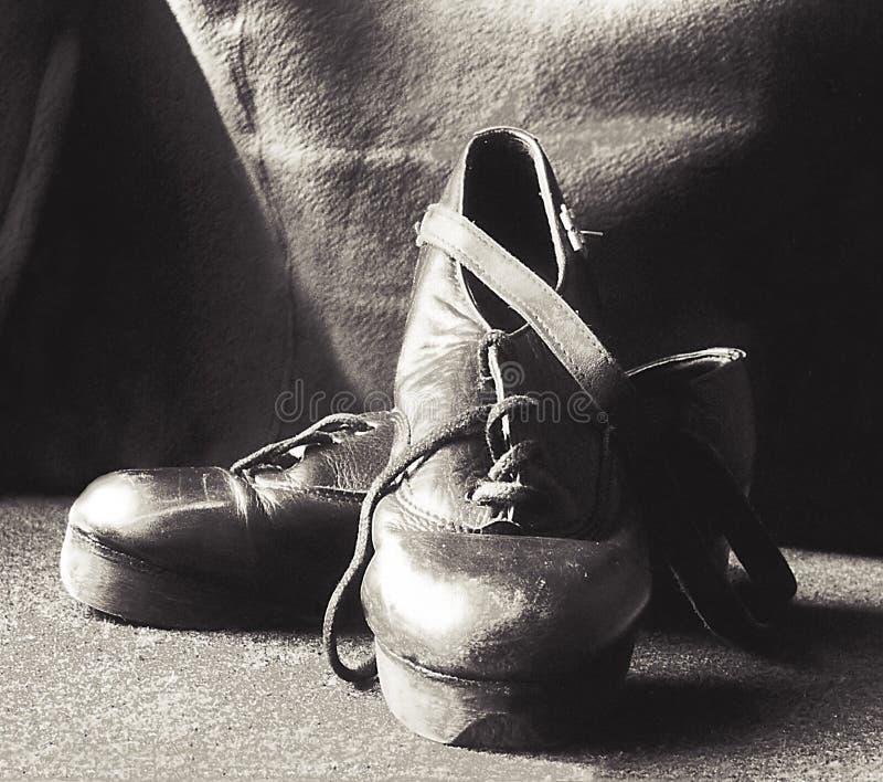 να περπατήσει παπουτσιών Στοκ Φωτογραφία