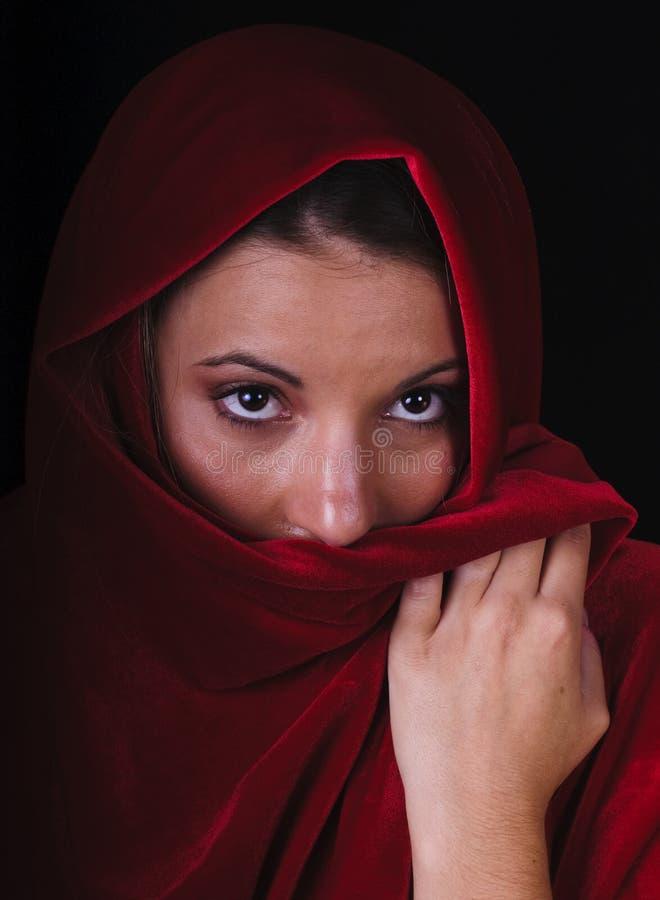 Να συχνάσει τη γυναίκα στοκ φωτογραφία με δικαίωμα ελεύθερης χρήσης
