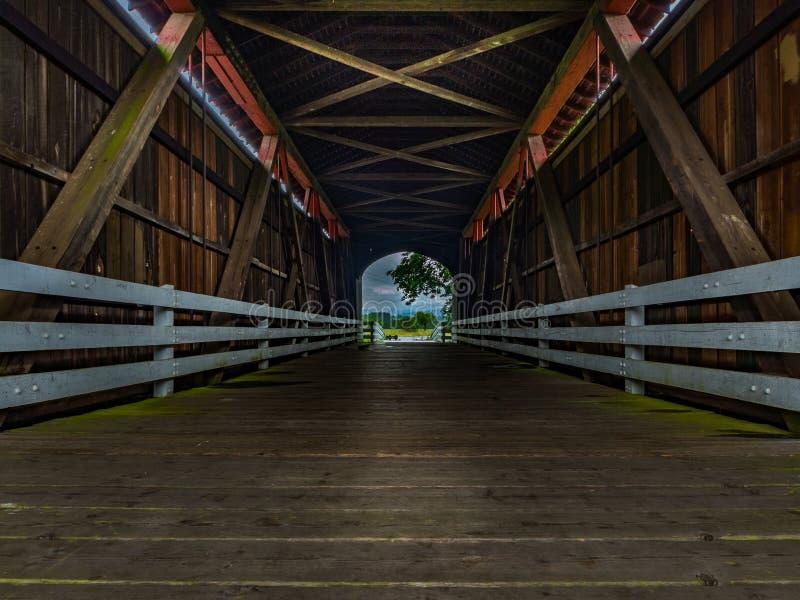 Να φανεί έξω η γέφυρα Currin στοκ εικόνες