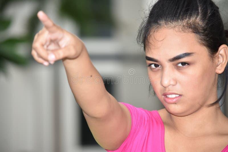 0 νεανικός θηλυκός νεαρός Filipina στοκ φωτογραφίες με δικαίωμα ελεύθερης χρήσης