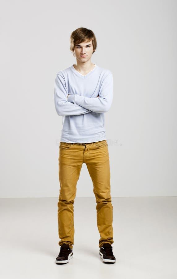 Νεαρός άνδρας στοκ εικόνες
