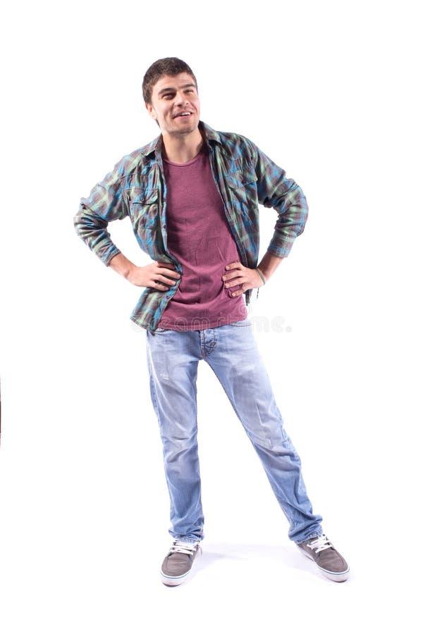Νεαρός άνδρας στοκ φωτογραφίες