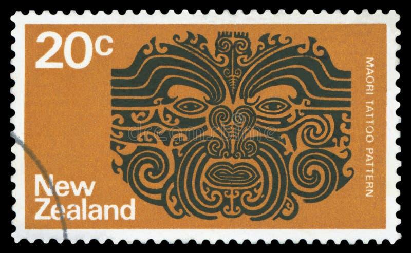 ΝΕΑ ΖΗΛΑΝΔΊΑ - Γραμματόσημο απεικόνιση αποθεμάτων
