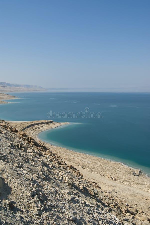 νεκρή γαλήνια όψη θάλασσας στοκ φωτογραφία