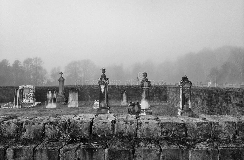 Νεκροταφεία και μνήμες στοκ εικόνες