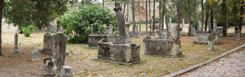 Νεκροταφείο Khan ` s mezarlyk ιερό μέρος στοκ εικόνα με δικαίωμα ελεύθερης χρήσης