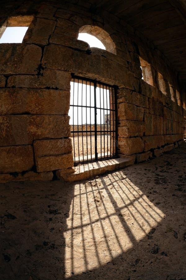 νεκρό lozeh qalb Συρία πόλεων στοκ εικόνες