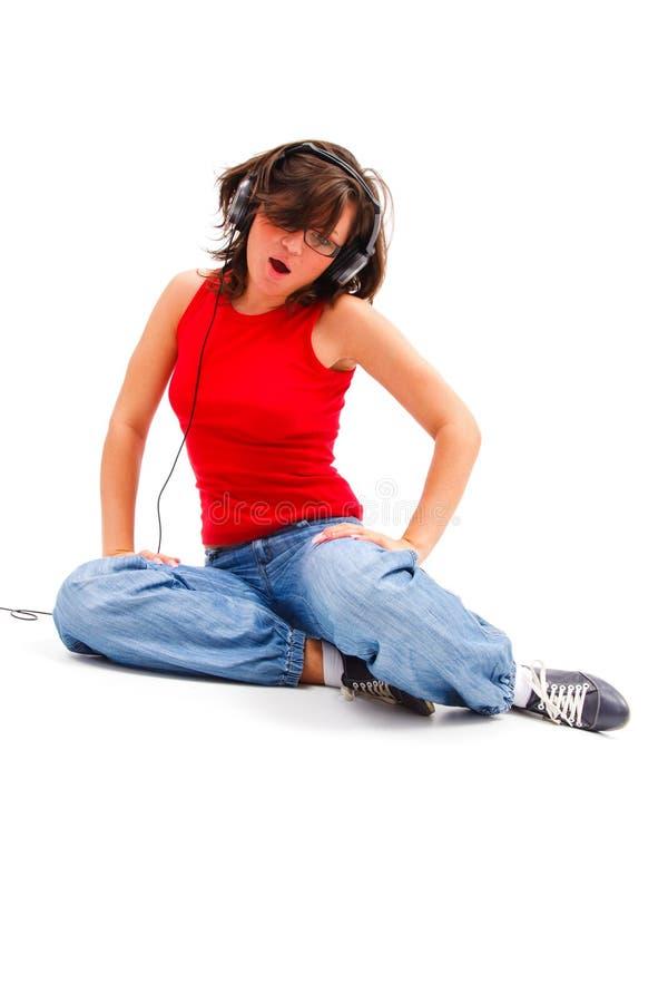 νεολαία μουσικής στοκ εικόνες