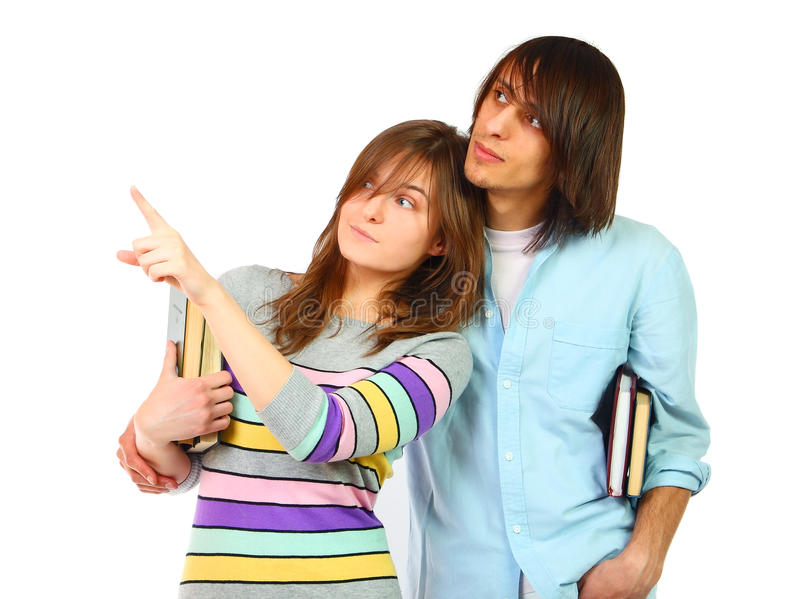 νεολαίες γυναικών ανδρών στοκ φωτογραφία με δικαίωμα ελεύθερης χρήσης