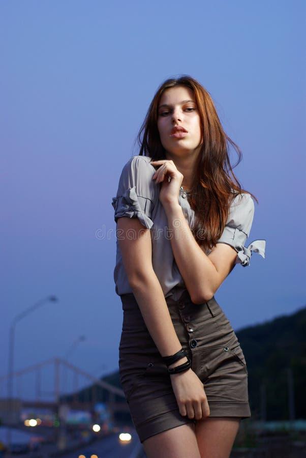 νεολαίες γυναικών βλασ στοκ φωτογραφία