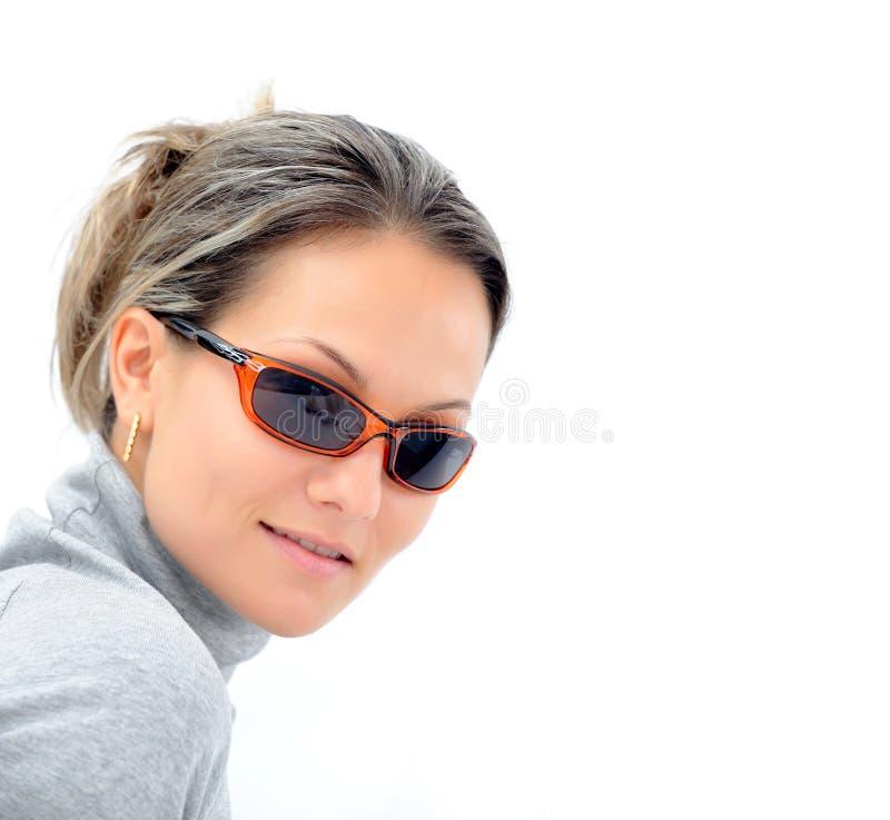 νεολαίες γυναικών γυα&lamb στοκ εικόνα