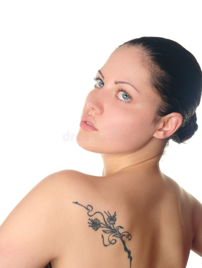 νεολαίες γυναικών δερμ&al στοκ φωτογραφία με δικαίωμα ελεύθερης χρήσης