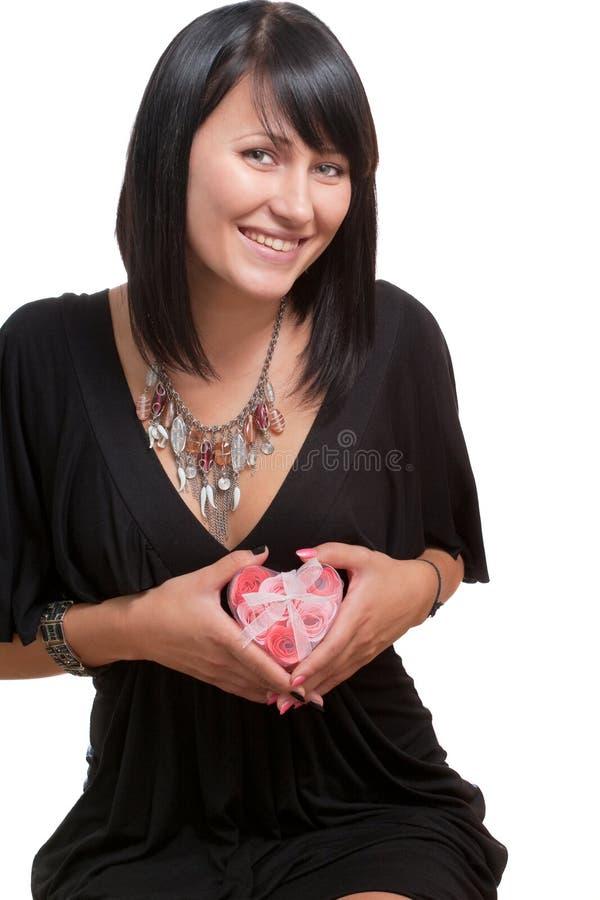 νεολαίες γυναικών δώρων &ka στοκ φωτογραφίες