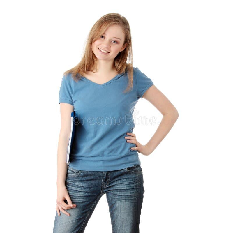 νεολαίες γυναικών σπο&upsilon στοκ εικόνα με δικαίωμα ελεύθερης χρήσης