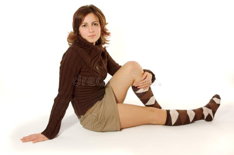 νεολαίες γυναικών στοκ εικόνα