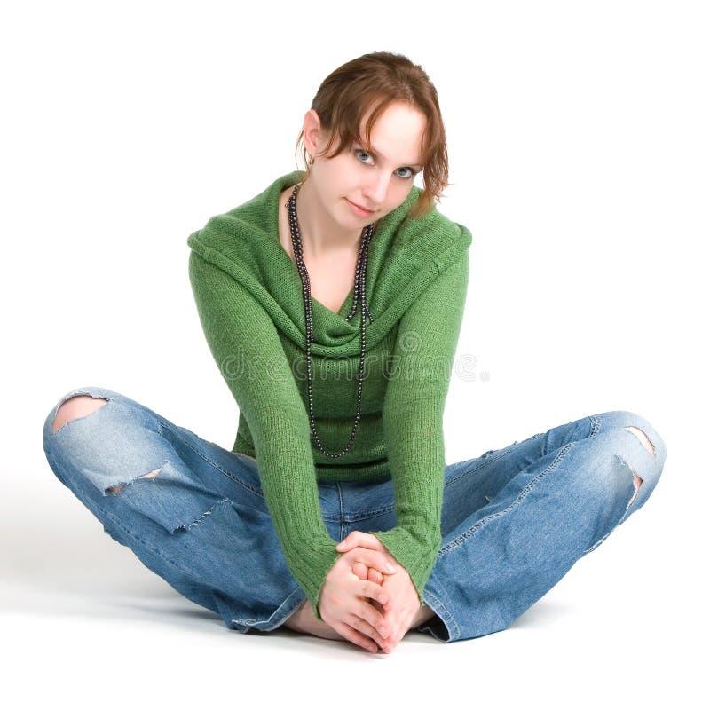 νεολαίες γυναικών στοκ φωτογραφία