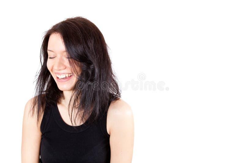 νεολαίες γυναικών brunette στοκ φωτογραφίες με δικαίωμα ελεύθερης χρήσης