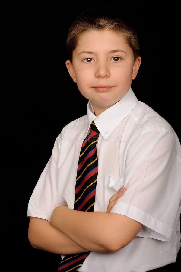 νεολαίες δεσμών πουκάμι& στοκ εικόνες με δικαίωμα ελεύθερης χρήσης