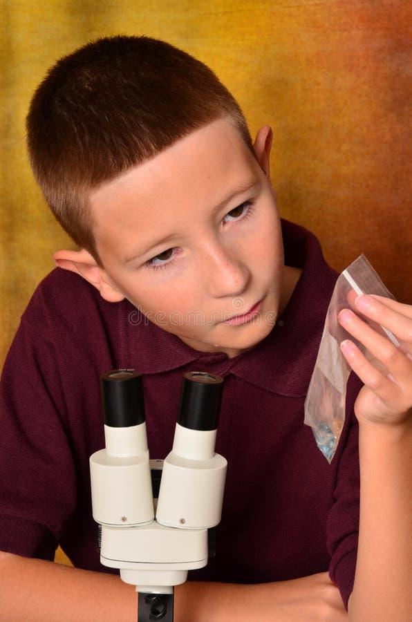 νεολαίες επιστημόνων στοκ φωτογραφίες