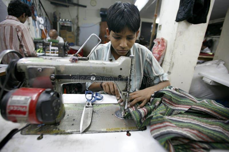 νεολαίες εργαζομένων στοκ φωτογραφία