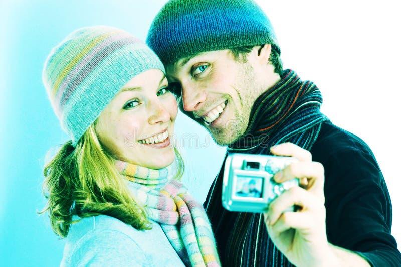 νεολαίες ζευγαριού στοκ φωτογραφίες με δικαίωμα ελεύθερης χρήσης