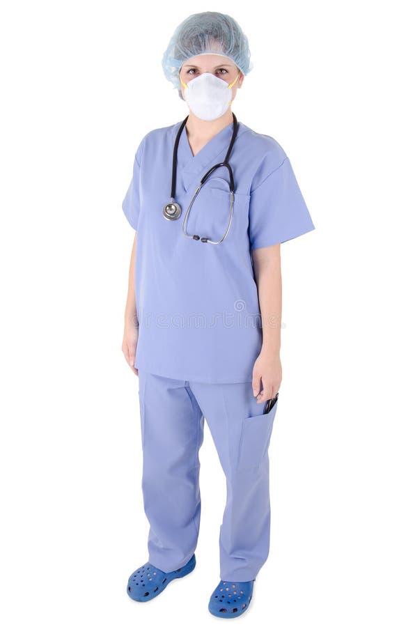 νεολαίες νοσοκόμων στοκ εικόνα