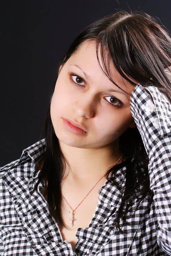 νεολαίες ομορφιάς στοκ εικόνα